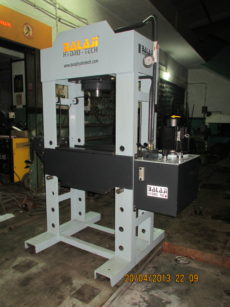 H Frame Hydraulic Press / Work Shop Hydraulic Press
