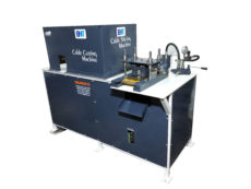 Cable Slicing or Skewing Machine / Cable Conductor Removing Machine